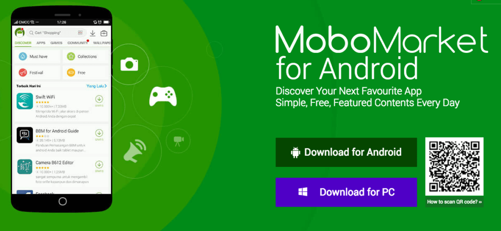 MoboMarket for Android