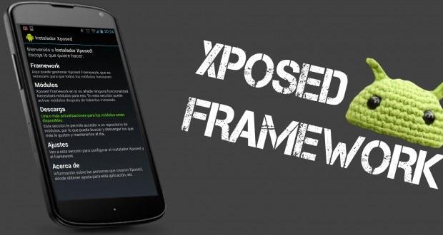 Xpossed framework